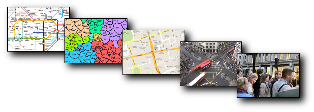 London Maps and Pictures