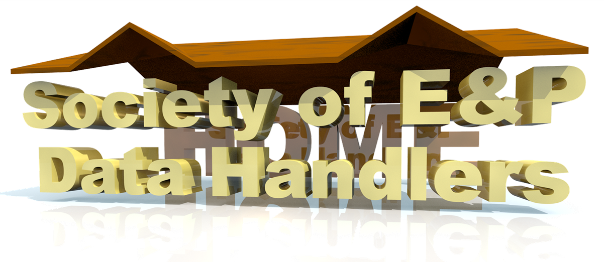 Society of oil industry data handlers